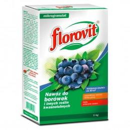 Nawóz do borówek Florovit 1kg