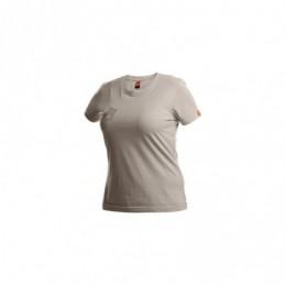 Damska, beżowa koszulka...