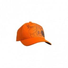 Pomarańczowa czapka Xplorer...