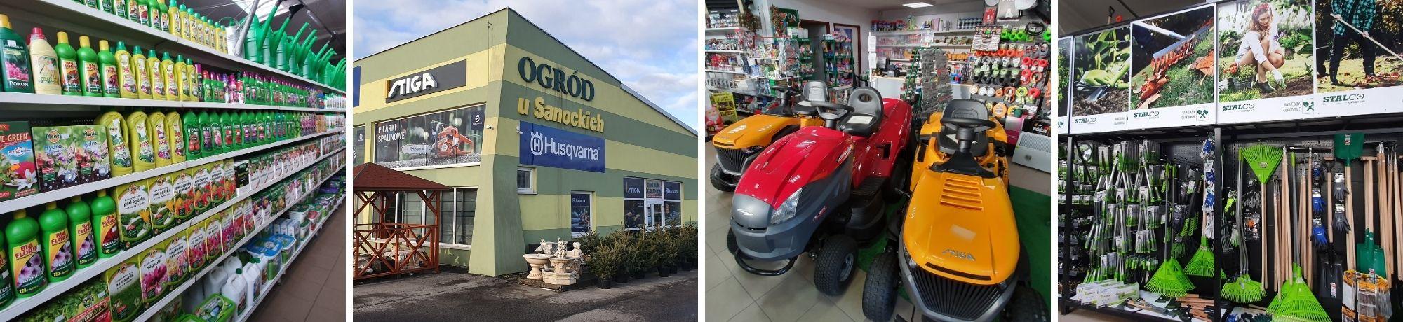 Husqvarna Gorlice, Stiga Gorlice. Traktor Ogrodowy, Kosiarki, akcesoria ogrodowe, serwis Husqvarna